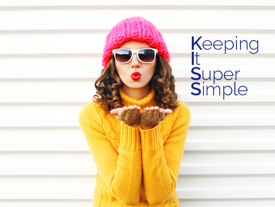 Keeping Your Business Simple is Beautiful (KISS)